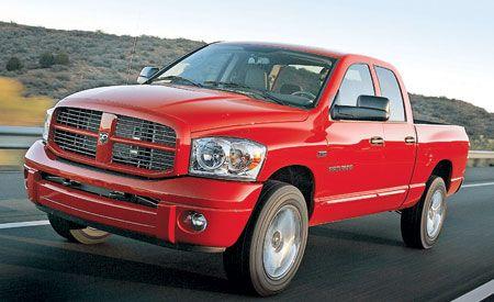 2007 Dodge Ram 1500 Sport 4x4 Quad Cab