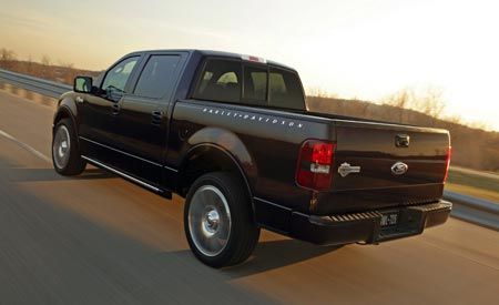 2007 Ford Harley-Davidson F-150 Supercharged