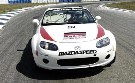 Skip Barber Mazda MX-5 Cup Racing School