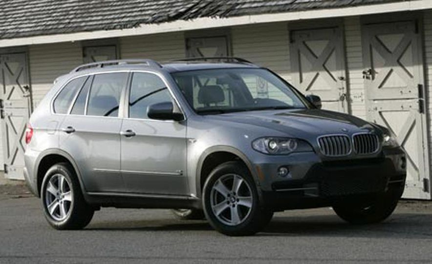 2009 BMW X5 M (spy photo) - Slide 9
