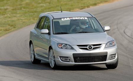 LL1: 2007 Mazdaspeed 3