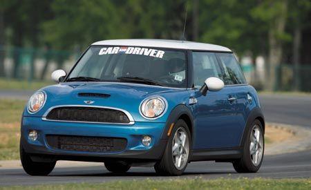 LL1: 2007 Mini Cooper S