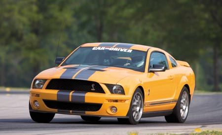 LL2: 2007 Ford Shelby GT500