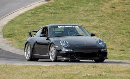 LL3: 2007 Porsche 911 GT3