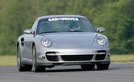 LL4: 2007 Porsche 911 Turbo