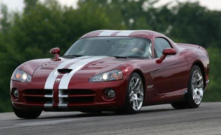 2008 Dodge Viper SRT10 Coupe and Convertible
