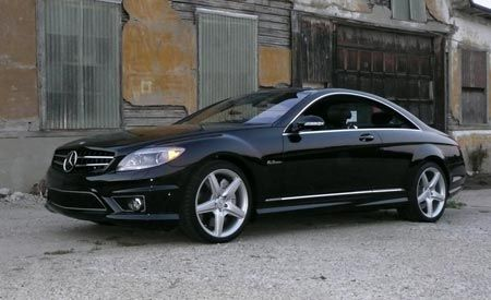 2008 Mercedes Benz CL63 AMG