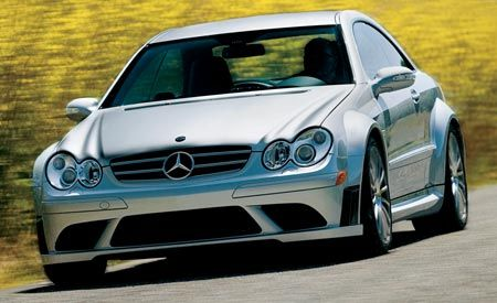 2008 mercedes benz clk63 amg black series for Mercedes benz clk63 amg black series for sale