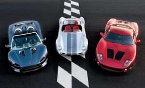 Build Your Own Supercars