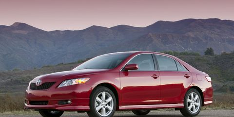 Toyota Announced Manufacturer S Suggested Retail Prices Msrp For The 2008 Camry And Hybrid In A News Release