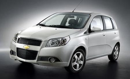 2008 Chevrolet Aveo