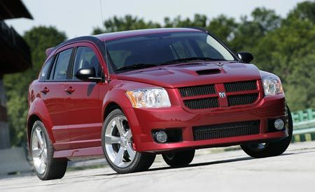 2008 Dodge Caliber SRT4 Pricing Posted