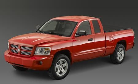 2008 Dodge Dakota Production Begins