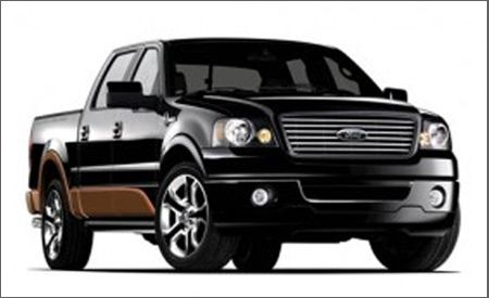 2008 Ford Harley Davidson F 150 Supercharged