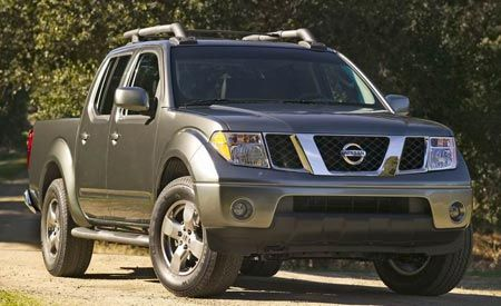 2008 Nissan Frontier and Xterra Pricing Posted