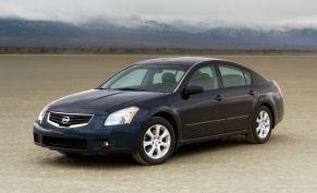 2008 Nissan Maxima Pricing Set