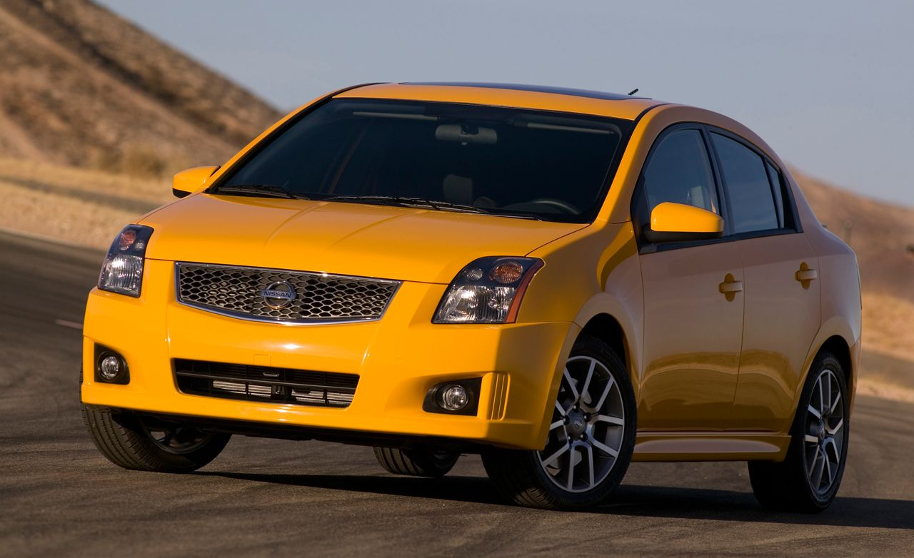 2008 Nissan Sentra Pricing Announced