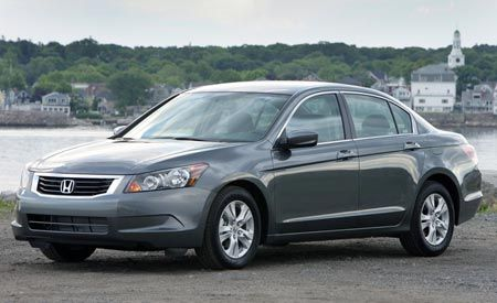 All-New 2008 Honda Accord Debuts