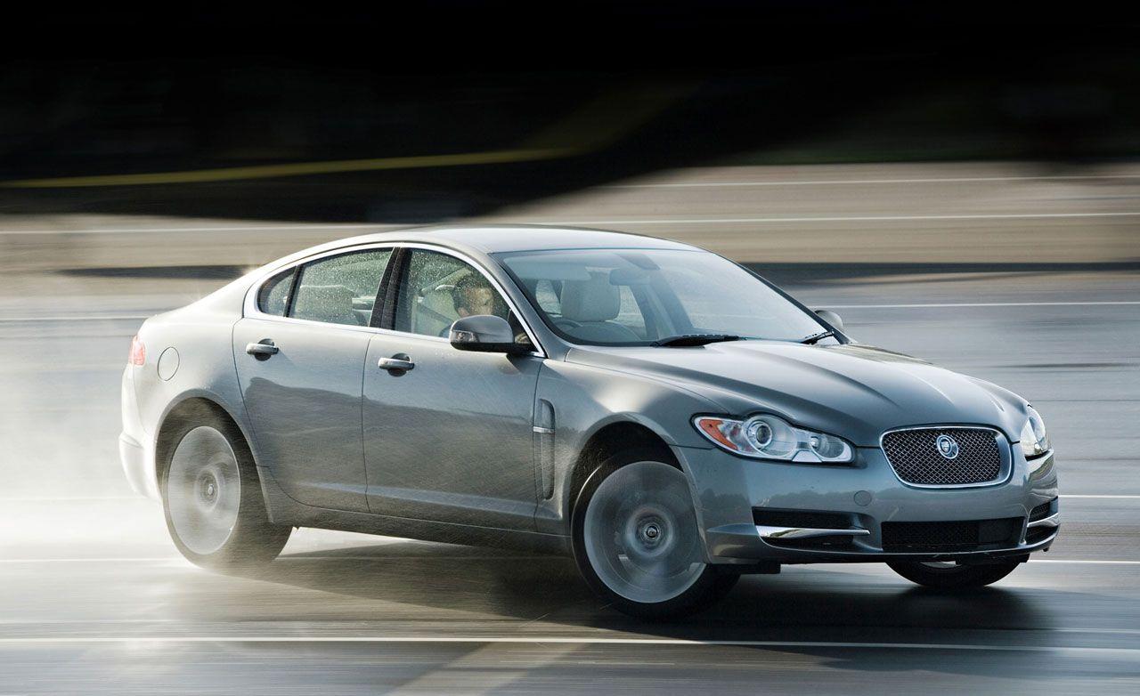 All-New 2009 Jaguar XF Revealed