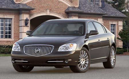 Buick and Lexus Tie In Vehicle Dependability Study