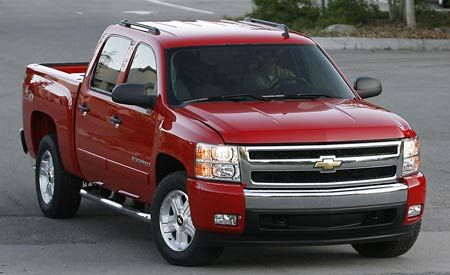 GM Continues Discounting Big Pickups