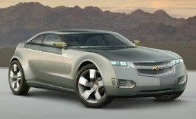 GM Plans New Family of Electric Cars