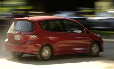 Honda Fit to Be Refit