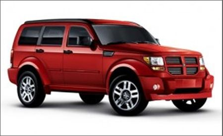 Jeep Wrangler, Dodge Nitro SUVs Recalled