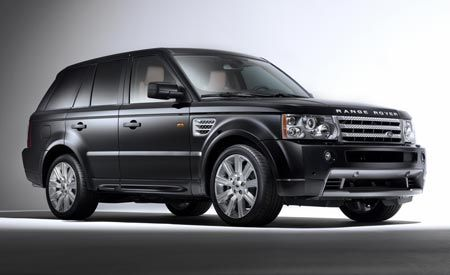 Land Rover Intros Special Version of Range Rover Sport