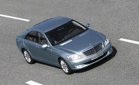 Mercedes-Benz S400 and ML450 Hybrids