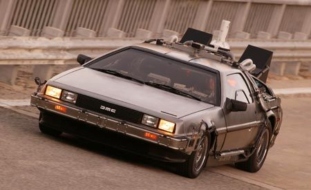 New DeLorean - Back to the Past?