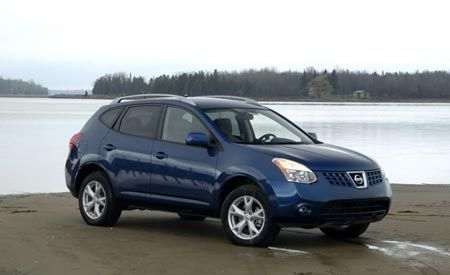 Nissan Announces Pricing on All-New 2008 Rogue