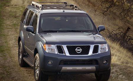 Nissan Recalls SUVs