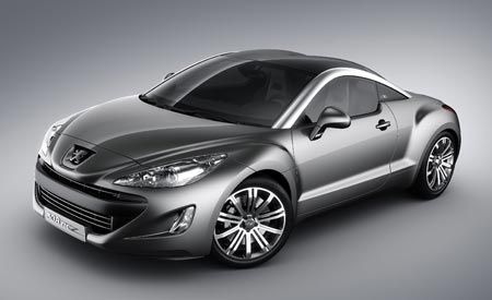 Peugeot 308RC Z and 308 Hybrid HDi Concepts