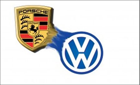 Porsche and Volkswagen Partner on New Hybrid Engine