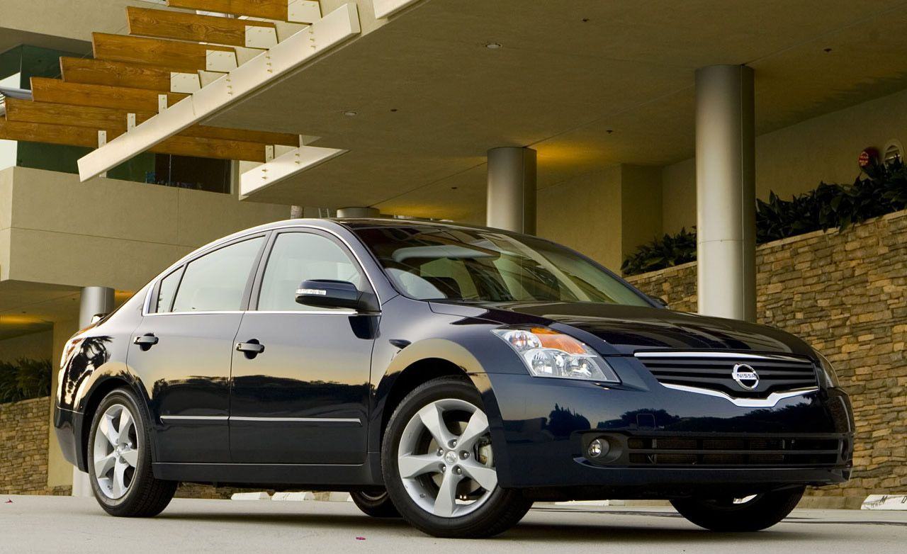 pricing announced for 2008 nissan altima sedan. Black Bedroom Furniture Sets. Home Design Ideas