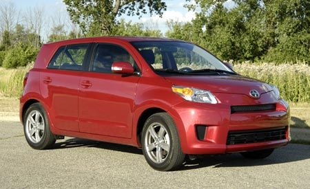 Pricing Posted For 2008 Scion xD