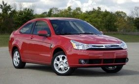 Redesigned 2008 Ford Focus Starts At $14,695