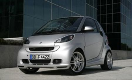 Smart USA Announces Pricing Of fortwo Models