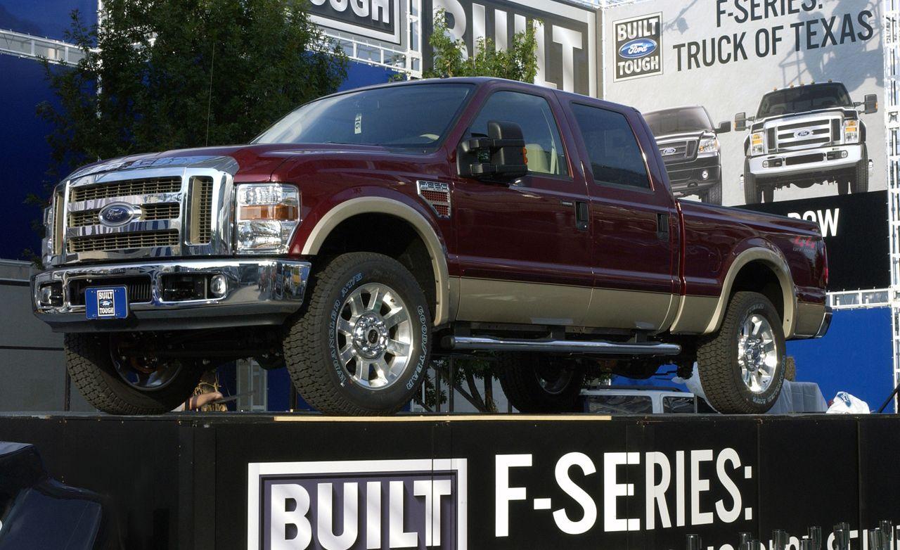 Supply Glitch Shuts Ford Truck Line