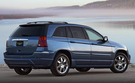 SUVs Improve in Federal Rollover Tests