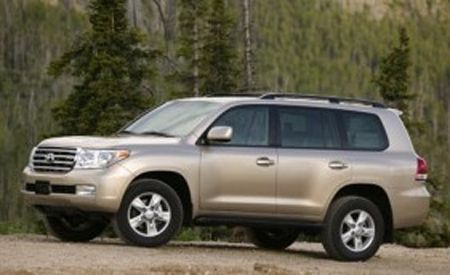 Toyota Boosts Price of 2008 Land Cruiser