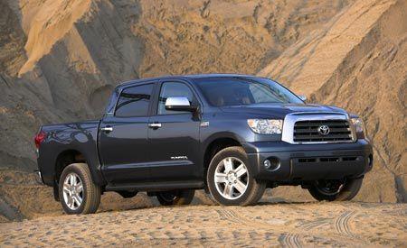 Toyota Tundra Meets 200,000 Unit Sales Target