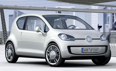 VW Up! Concept