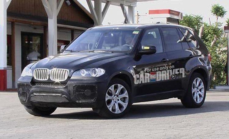 2009 BMW X5 M