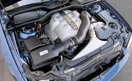Engine - 2007 bmw b7 alpina for sale