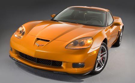 Chevrolet Corvette Blue Devil/SS/Z07