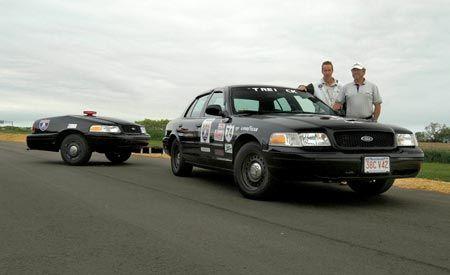 1998 Ford Crown Vic Police Interceptor