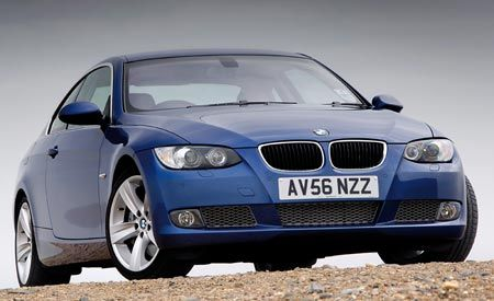 2007 BMW 335d Coupe