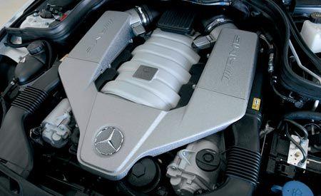 2008 Mercedes-Benz C63 AMG